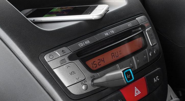 Adaptateur Aux Bluetooth Kitsound MyJack 2 3.5mm