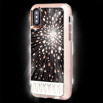 sale retailer 3729d ba329 Case-Mate Luminescent iPhone X Tough Light Up Case