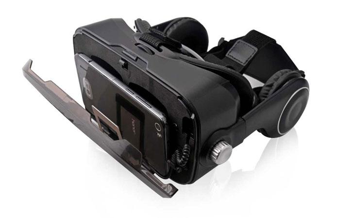 Casque VR Universel Bitmore Eye Plus avec Télécommande Bluetooth