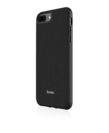 Evutec AER Ballistic Nylon iPhone 7 Tough Case - Black