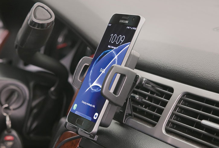 Scosche Universal Wireless Charging In-Car Vent Mount