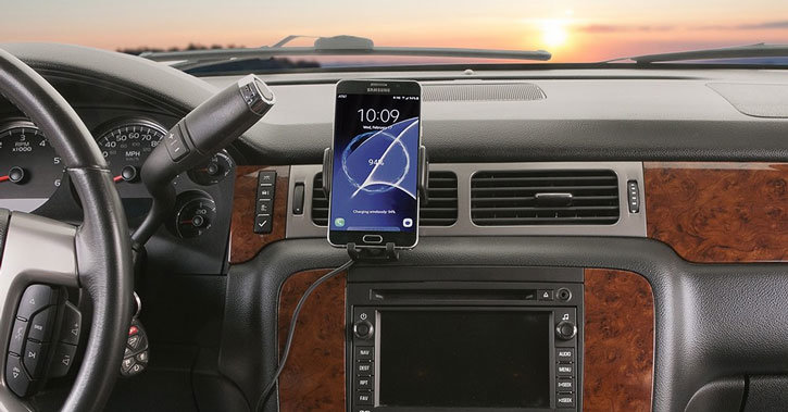 Scosche Universal Wireless Charging In-Car Vent Mount