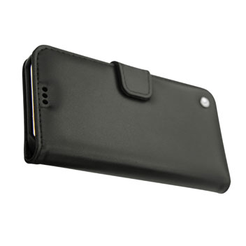 Noreve Tradition B iPhone X Leather Wallet Case - Black