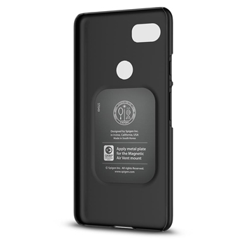 Spigen Thin Fit Google Pixel 2 XL Shell Case - Black