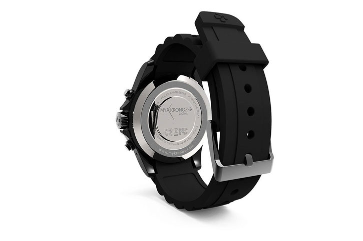 MyKronoz ZeClock Analogue / Digital iOS & Android Hybrid Smartwatch