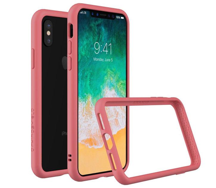 Rhinoshield Crashguard Bumper Case For Iphone X