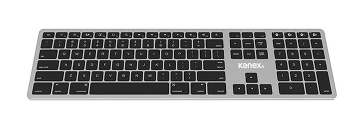 Kanex Multi-Sync Aluminum Mac Keyboard