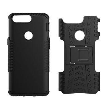 Olixar ArmourDillo OnePlus 5T Protective Case - Black