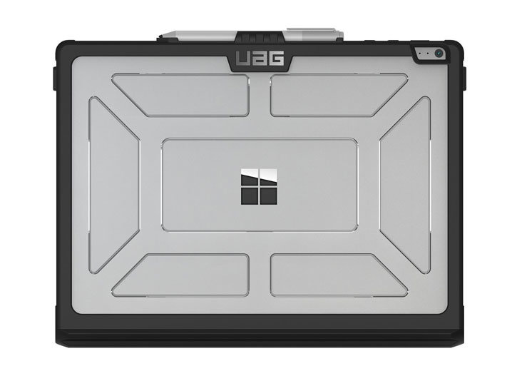 UAG Plasma Microsoft Surface Book Rugged Case - Ice