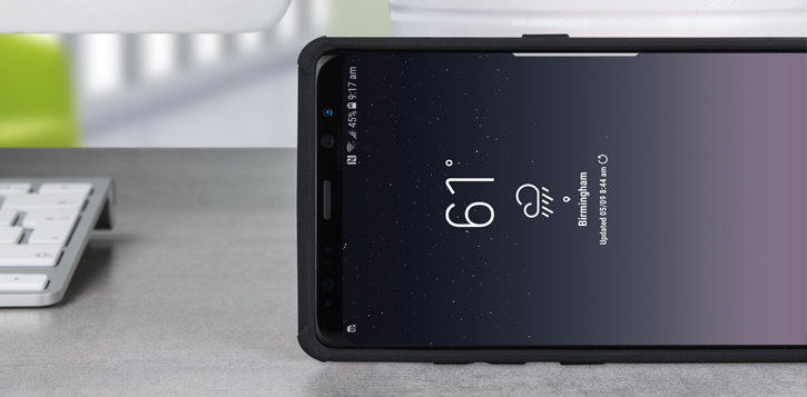 Coque Huawei P20 Pro Olixar Magnus av supports magnétiques