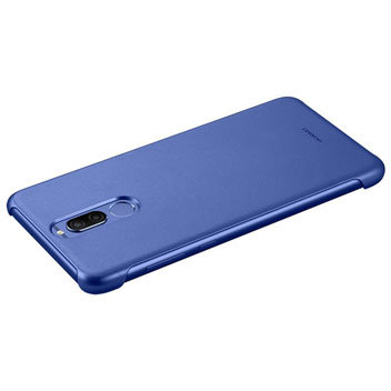 coque officielle huawei mate 10 lite protectrice bleue. Black Bedroom Furniture Sets. Home Design Ideas