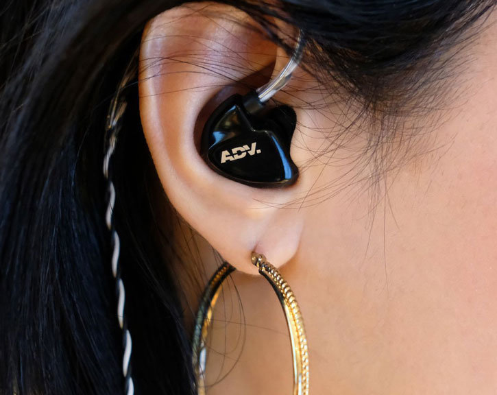 ADVANCED SOUND S2000 On-Stage In-ear Monitors