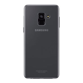 Official Samsung A8 2018 Clear Cover Case