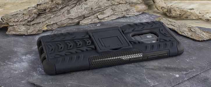 Olixar ArmourDillo Samsung Galaxy S9 Protective Case - Black