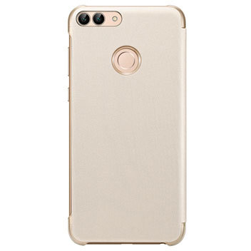 Official Huawei P Smart Flip Case - Gold