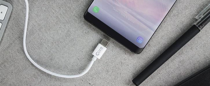 Câble de chargement USB-C Core Charge & transferts – 1 mètre