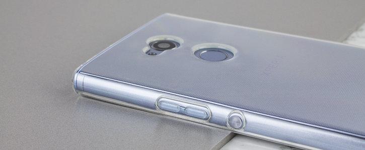 Olixar FlexiShield Sony Xperia XA2 Ultra Gel Case - 100% Clear