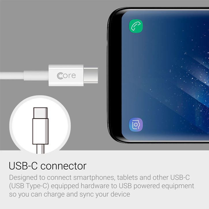 3-in-1 Lightning / Micro USB / USB-C Charge and Sync 1m Cable
