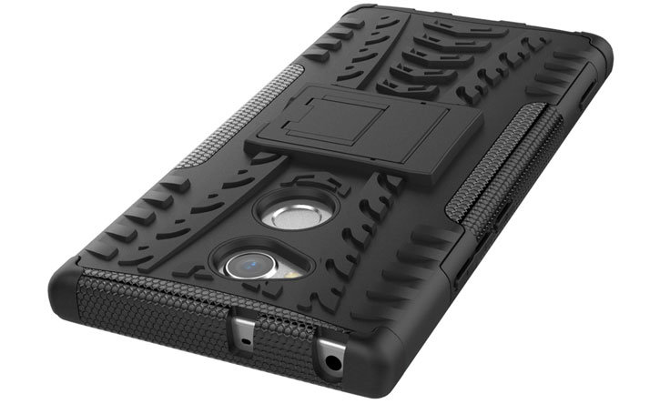 Olixar ArmourDillo Sony Xperia XA2 Ultra Protective Case - Black