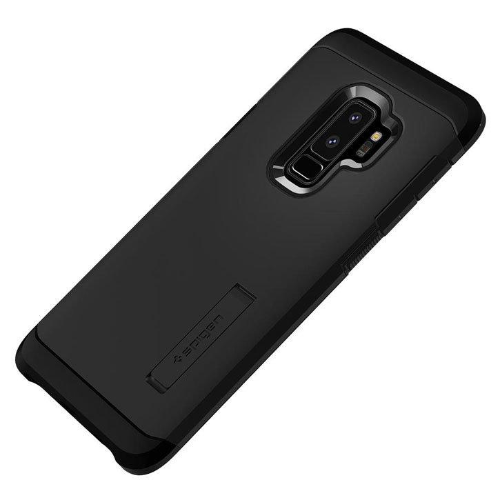 Spigen Tough Armor Samsung Galaxy S9 Plus Case - Black