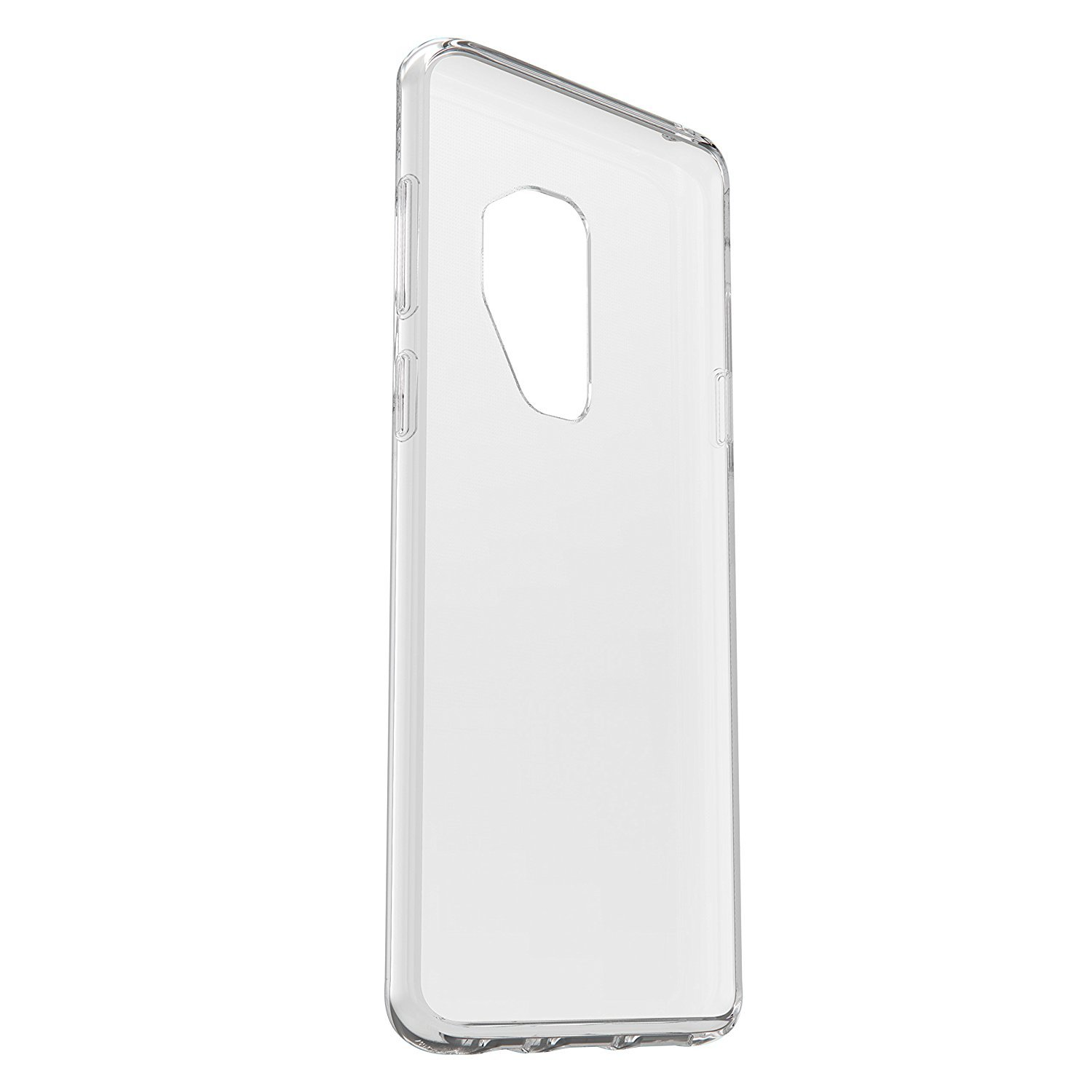 best service c4c42 ca6c7 OtterBox Clearly Protected Skin Samsung Galaxy S9 Plus Case - Clear