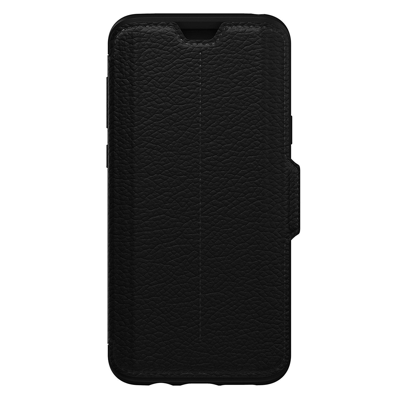 official photos 3c304 5c07d OtterBox Strada Samsung Galaxy S9 Plus Case - Black
