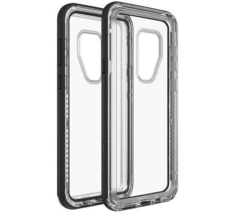 new concept 7c90e e6d83 LifeProof NEXT Samsung Galaxy S9 Plus Tough Case - Black Crystal