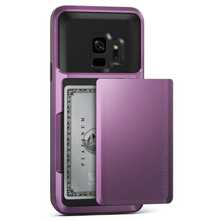 Vrs Design Damda Glide Samsung Galaxy S9 Case Ultra Violet
