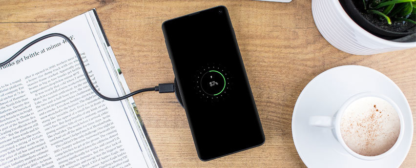 Goobay Universal Qi Wireless Charging Pad - Black
