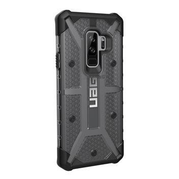 UAG Plasma Samsung Galaxy S9 Plus Protective Case - Ash / Black