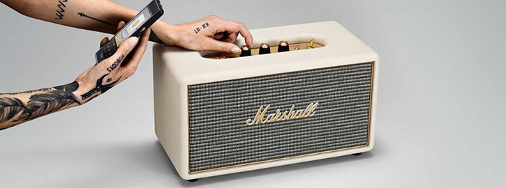 Marshall Stanmore Universal Bluetooth Speaker Cream
