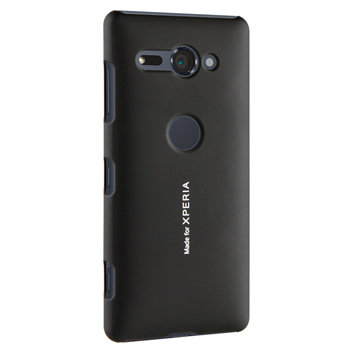 Roxfit Sony Xperia XZ2 Compact Slim Hard Shell - Black