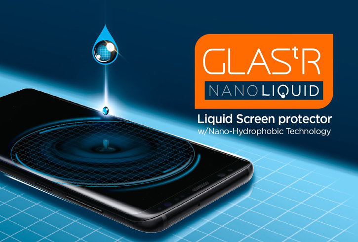 Clean And Shiny >> Spigen GLAS.tR Nano Liquid Universal Screen Protection Kit