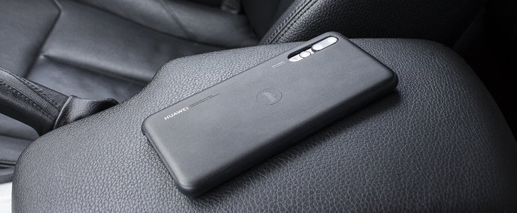 Official Huawei P20 Pro Car Case for Magnetic Car Holders - Black