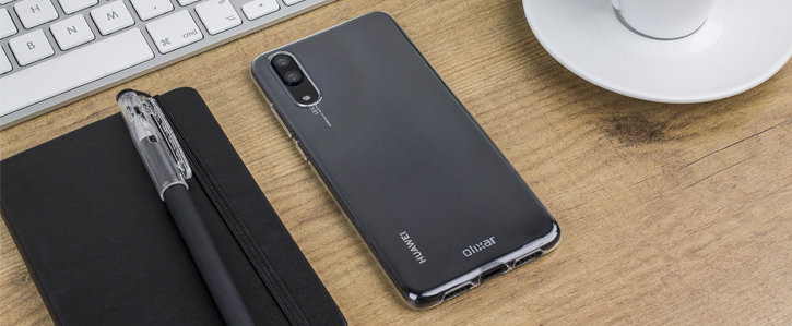 Olixar Ultra-Thin Huawei P20 Case - 100% Clear