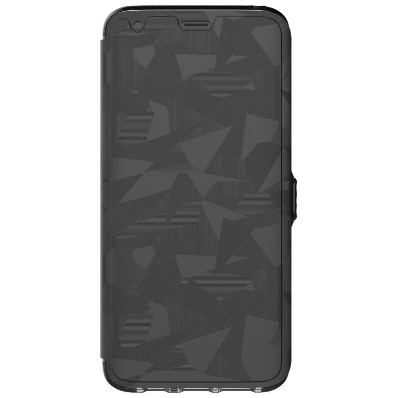 Tech21 Evo Wallet Samsung Galaxy S9 Plus Case - Black