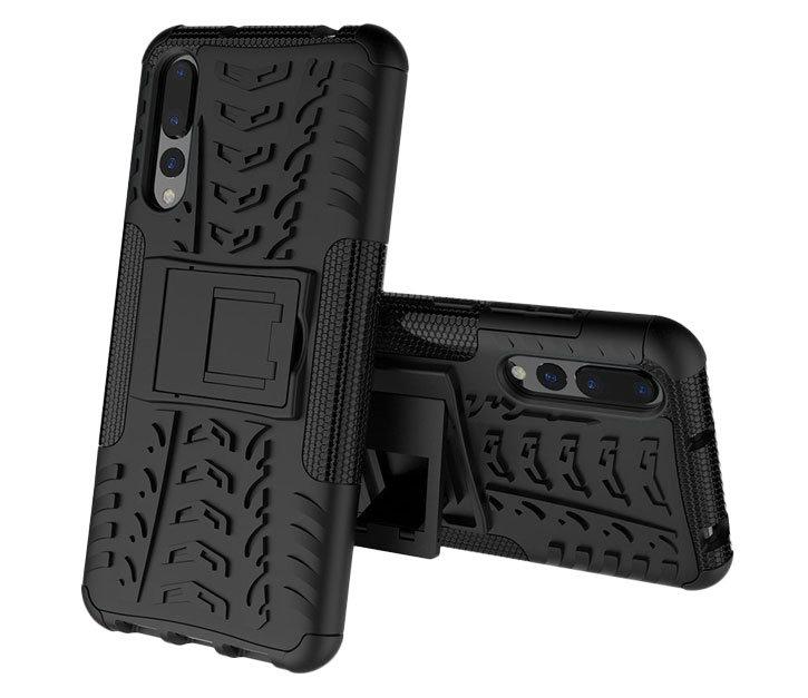Olixar ArmourDillo Huawei P20 Pro Protective Case - Black