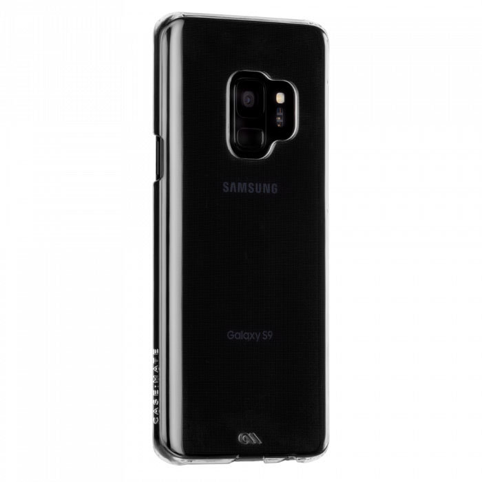 Case-Mate Barely There for Samsung Galaxy S9 - Clear