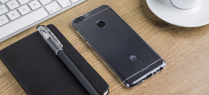 Olixar Ultra-Thin Huawei P Smart Case - 100% Clear