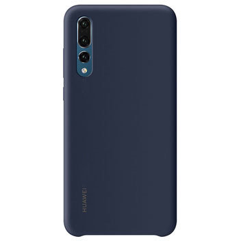 Official Huawei P20 Pro Silicone Case - Blue