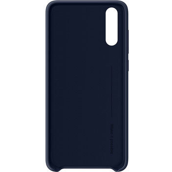 Official Huawei P20 Silicone Protective Case - Deep Blue