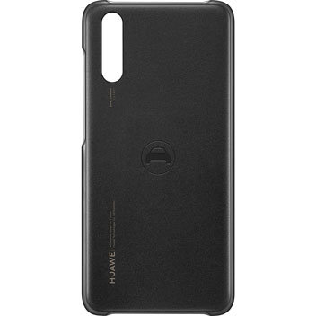 Official Huawei P20 Car Mount & Protective Case - Black