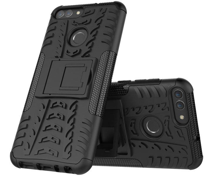 Olixar ArmourDillo Huawei P Smart Protective Case - Black