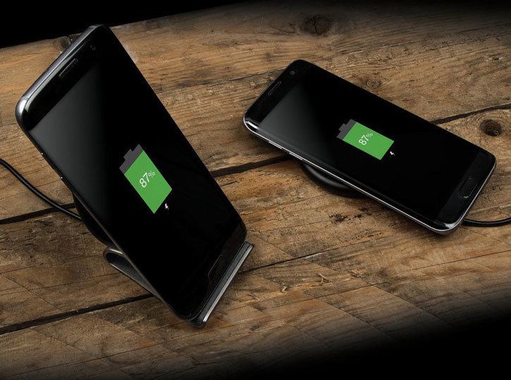 Veho DS-4 Qi 1.2 Universal Wireless Fast Charging Pad - Black