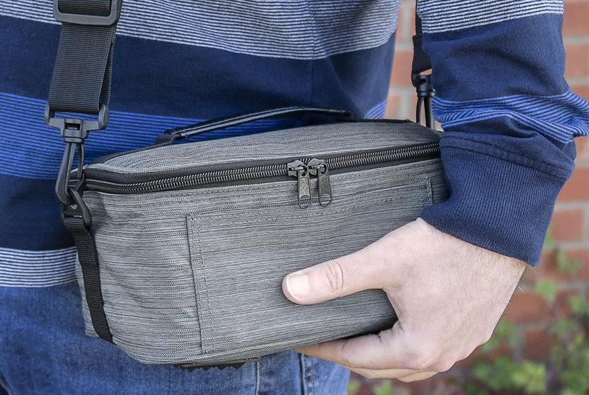 Premium Waterproof Canvas Oculus Go Carry Case Bag