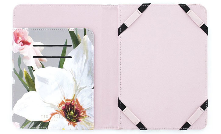 size 40 0362a 5b988 Ted Baker Amazon Kindle Paperwhite Folio Case - Chatsworth Bloom