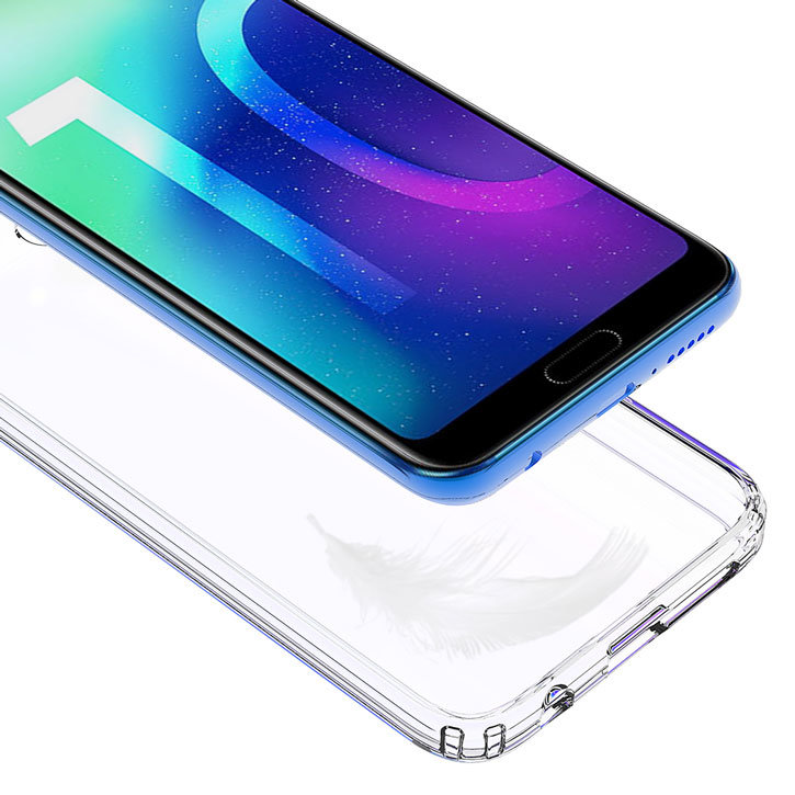 Olixar ExoShield Tough Snap-On Huawei Honor 10 Case - Crystal Clear