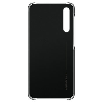 Official Huawei P20 Pro Car Mount & Magnetic Car Case - Black