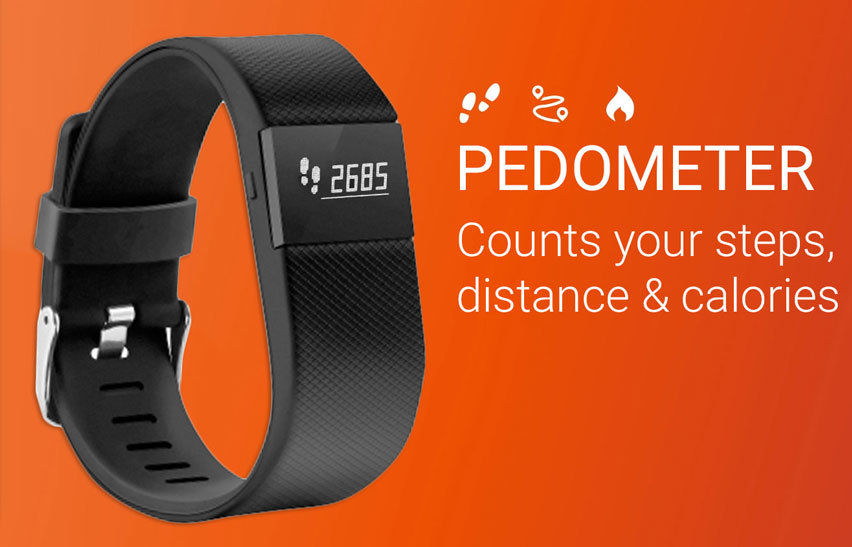 Acme Fitness Activity Tracker with LED Display for iOS and Android