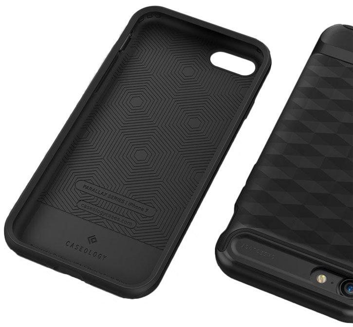more photos 87bcf f17b6 Caseology Parallax Series iPhone 7 Case - Black